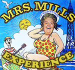 Mrs Mills Experience at the Concorde 2 with Chas and Dave, Sat 20th April 2013