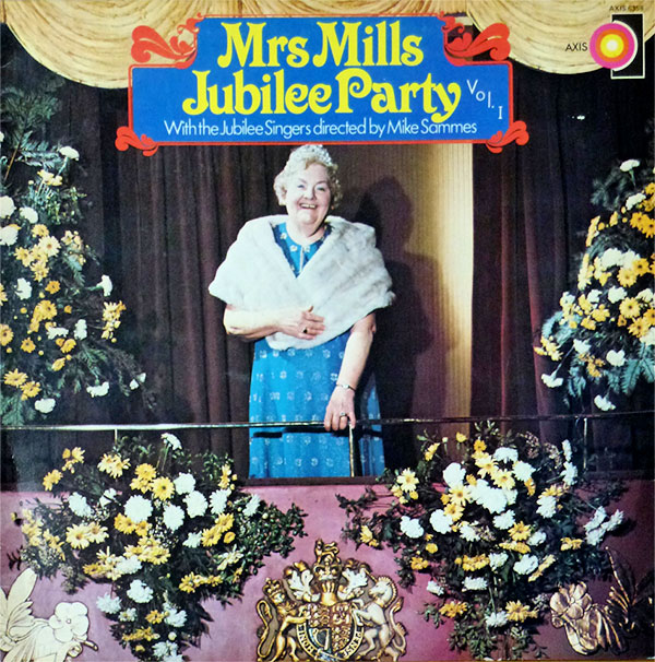 Mrs Mills Jubilee Party
